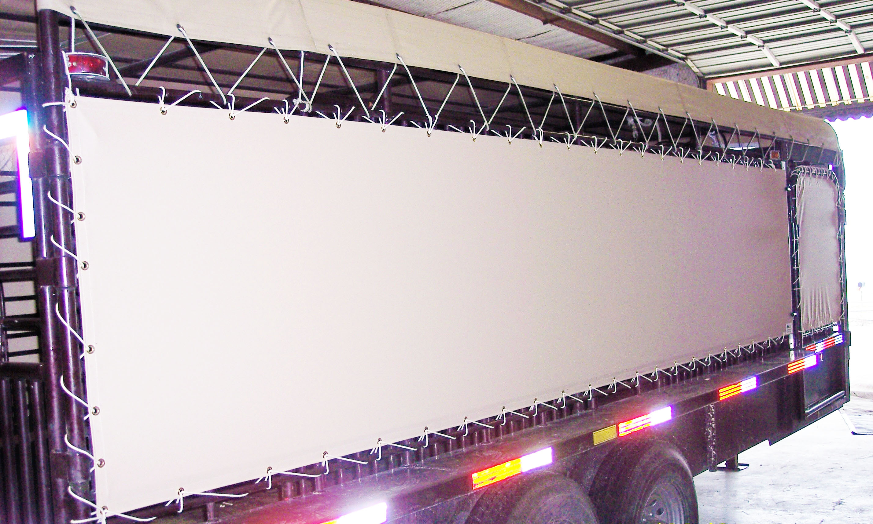 Trailer And Stock Tarps