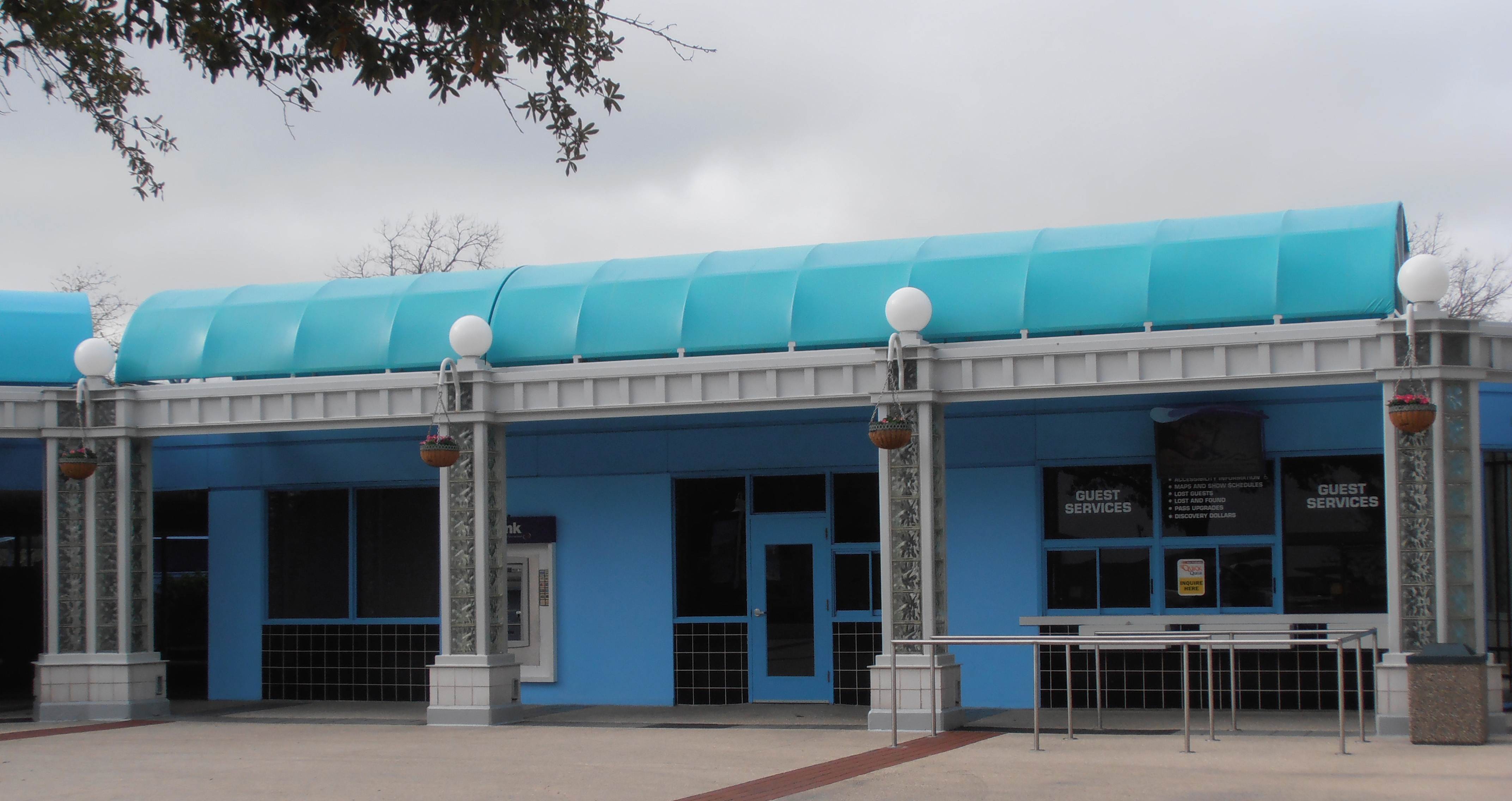 classic and awnings commercial awning