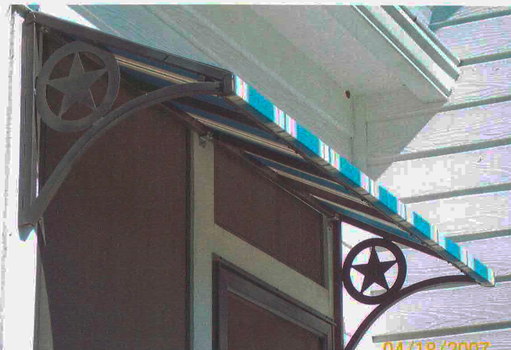 Star Open Awning